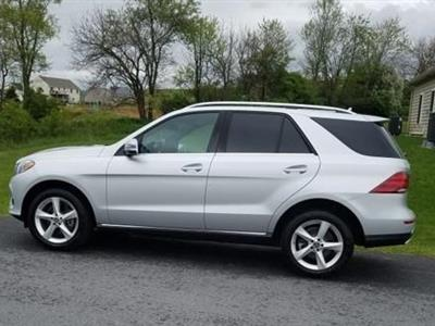 2018 Mercedes-Benz GLE-Class lease in Waynesboro,PA - Swapalease.com