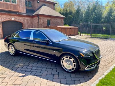 2019 Mercedes-Benz S-Class Maybach lease in Jersey City,NJ - Swapalease.com