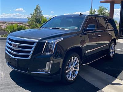 2019 Cadillac Escalade lease in Henderson,NV - Swapalease.com