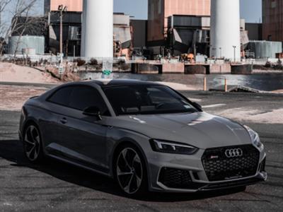 2019 Audi RS 5 lease in San Jose,CA - Swapalease.com