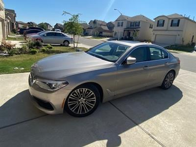 2019 BMW 5 Series lease in Austin,TX - Swapalease.com