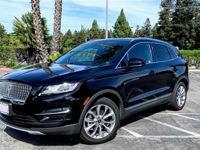 2019 Lincoln MKC lease in SAN JOSE,CA - Swapalease.com