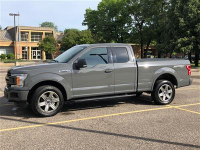 2018 Ford F-150 lease in Ham Lake ,MN - Swapalease.com
