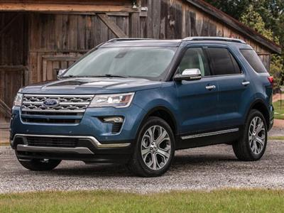 2018 Ford Explorer lease in Chicago,IL - Swapalease.com