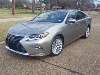 2018 Lexus ES 350 lease in Pikesville,MD - Swapalease.com