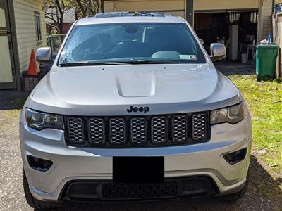 2018 Jeep Grand Cherokee lease in BUFFALO,NY - Swapalease.com