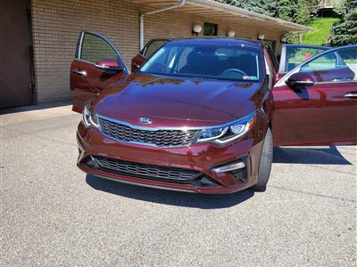 2020 Kia Optima lease in Jefferson Hills,PA - Swapalease.com