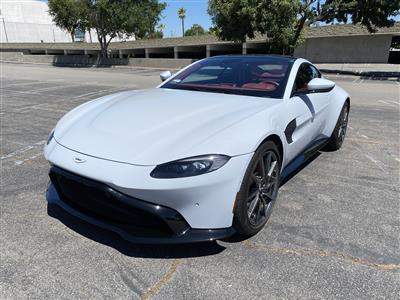 2019 Aston Martin Vantage lease in Sherman Oaks,CA - Swapalease.com