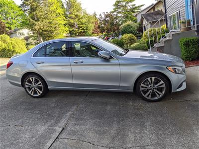 2018 Mercedes-Benz C-Class lease in WOODENVILLE,WA - Swapalease.com