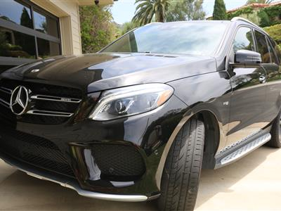 2018 Mercedes-Benz GLE-Class lease in Laguna Beach,CA - Swapalease.com