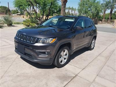 2018 Jeep Compass lease in Indio,CA - Swapalease.com