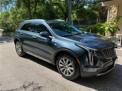 2019 Cadillac XT4 lease in Austin,TX - Swapalease.com