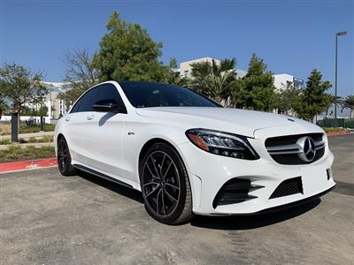 2019 Mercedes-Benz C-Class lease in Los Angeles,CA - Swapalease.com