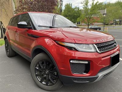 2019 Land Rover Range Rover Evoque lease in mclean,VA - Swapalease.com