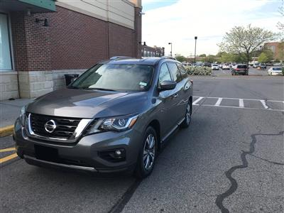 2018 Nissan Pathfinder lease in Mt. Vernon,NY - Swapalease.com