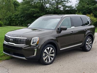 2020 Kia Telluride lease in Liberty Township,OH - Swapalease.com