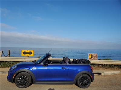 2019 MINI Convertible lease in San Diego,CA - Swapalease.com