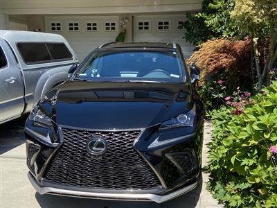 2019 Lexus NX 300 F Sport lease in San Mateo,CA - Swapalease.com
