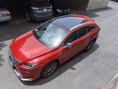 2018 Lexus RX 350 F Sport lease in San Mateo,CA - Swapalease.com