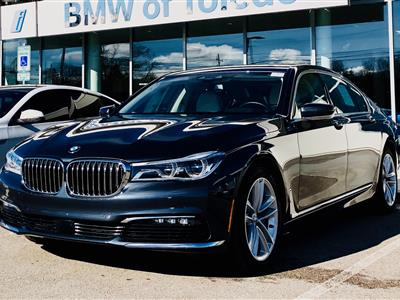 2018 BMW 7 Series lease in Northville,MI - Swapalease.com