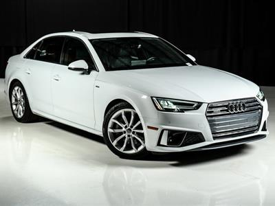 2019 Audi A4 lease in Maplewood ,NJ - Swapalease.com