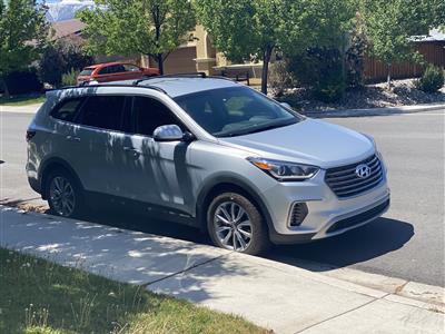 2018 Hyundai Santa Fe lease in Reno,NV - Swapalease.com