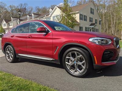 2020 BMW X4 lease in Budd Lake,NJ - Swapalease.com