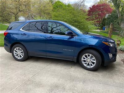 2019 Chevrolet Equinox lease in Ann Arbor,MI - Swapalease.com