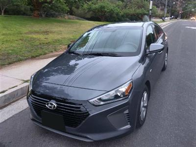 2019 Hyundai Ioniq Hybrid lease in Los Angeles,CA - Swapalease.com