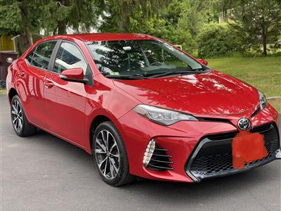 2018 Toyota Corolla lease in Bridgewater,MA - Swapalease.com