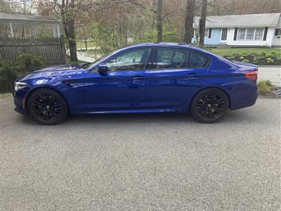 2019 BMW M5 lease in Lincoln,RI - Swapalease.com