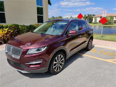 2019 Lincoln MKC lease in Palm Beach Gardens,FL - Swapalease.com