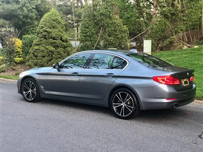 2019 BMW 5 Series lease in Great neck,NY - Swapalease.com
