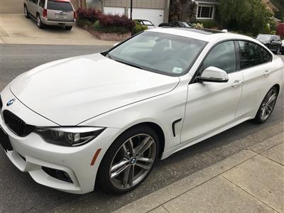 2019 BMW 4 Series lease in SAN MATAEO,CA - Swapalease.com