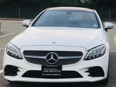 2019 Mercedes-Benz C-Class lease in Bayonne,NJ - Swapalease.com