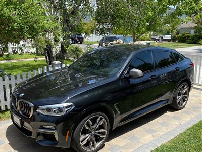 2019 BMW X4 lease in SHERMAN OAKS,CA - Swapalease.com