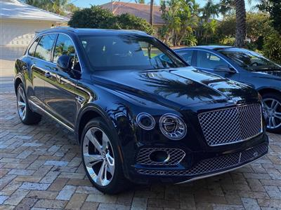 2019 Bentley Bentayga lease in Fort Lauderdale,FL - Swapalease.com