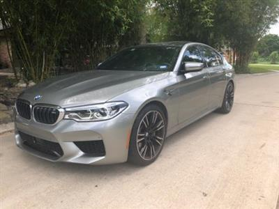 2018 BMW M5 lease in Houston,TX - Swapalease.com