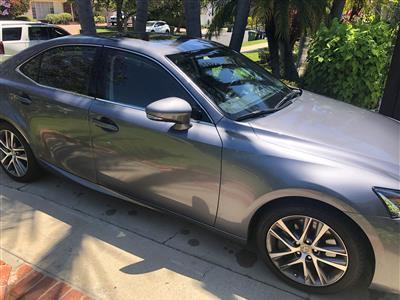 2018 Lexus IS 300 lease in SHERMAN OAKS,CA - Swapalease.com