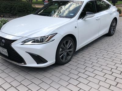 2019 Lexus ES 350 F Sport lease in Houston,TX - Swapalease.com