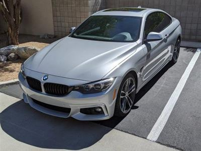 2019 BMW 4 Series lease in Palm Desert,CA - Swapalease.com