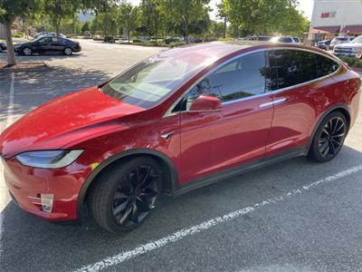 2017 Tesla Model X lease in Gilroy,CA - Swapalease.com