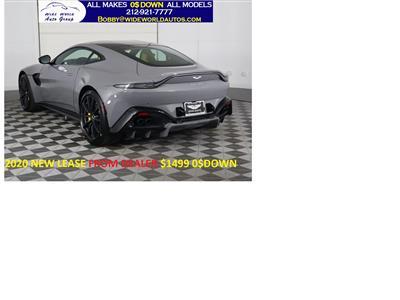 2020 Aston Martin Vantage lease in New York,NY - Swapalease.com