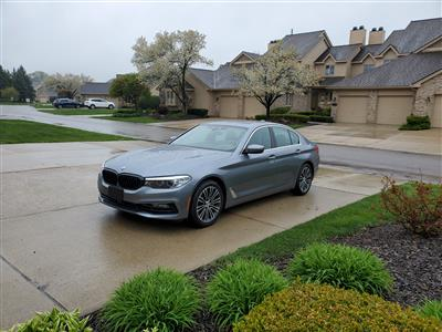 2018 BMW 5 Series lease in Northville,MI - Swapalease.com