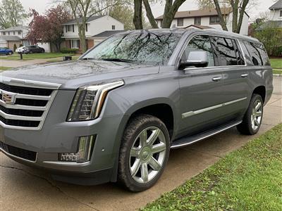 2019 Cadillac Escalade ESV lease in Novi,MI - Swapalease.com