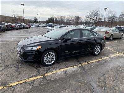 2019 Ford Fusion Hybrid lease in Lansing,MI - Swapalease.com