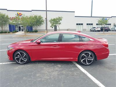 2018 Honda Accord lease in Charlotte,NC - Swapalease.com