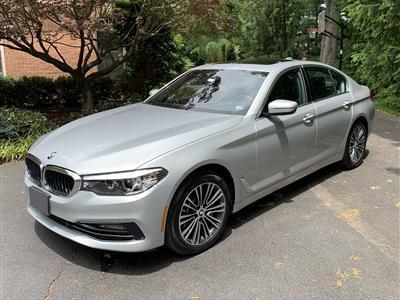 2018 BMW 5 Series lease in McLean,VA - Swapalease.com