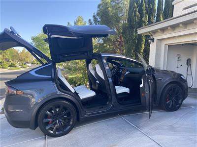 2019 Tesla Model X lease in Las Vegas,NV - Swapalease.com