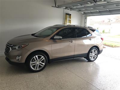 2019 Chevrolet Equinox lease in Wesley Chapel,FL - Swapalease.com